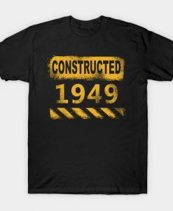 1949 Birth Year T-Shirt AI