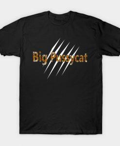 Big Pussy Cat T-Shirt AI