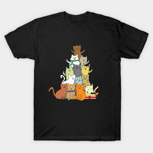 Fuck You Cat T-Shirt AI