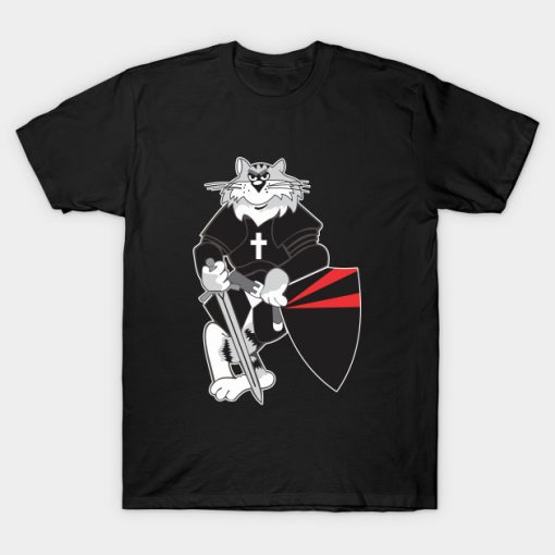 Tomcat Any Knight Baby – Clean Style T-Shirt AI