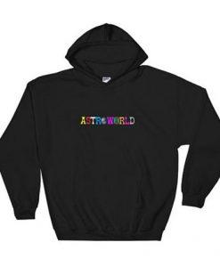 Travis Scott Astroworld Hoodie AI