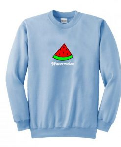 Watermelon Sweatshirt AI