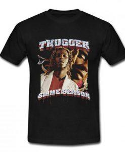 Young Thug & Lil Yachty T Shirt AI