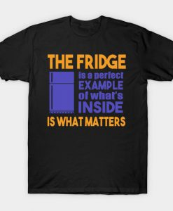 The Fridge T-Shirt AI