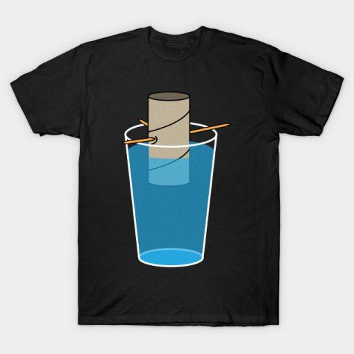 Toilet Paper Dealer T-Shirt AI