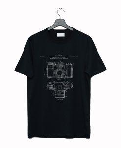 Camera Patent T Shirt AI