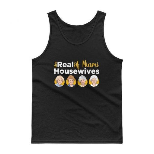 The Real Housewives of Miami Unisex Tank Top AI