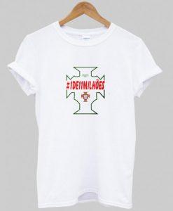 1 de 11 milhoes t shirt AI